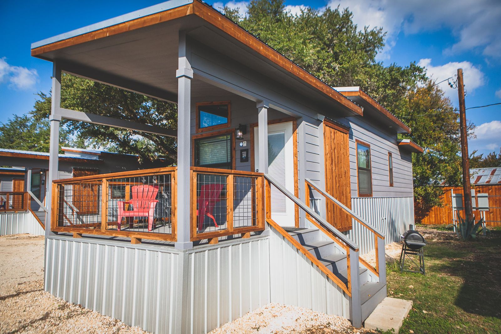Tiny House #29 - BANDERA