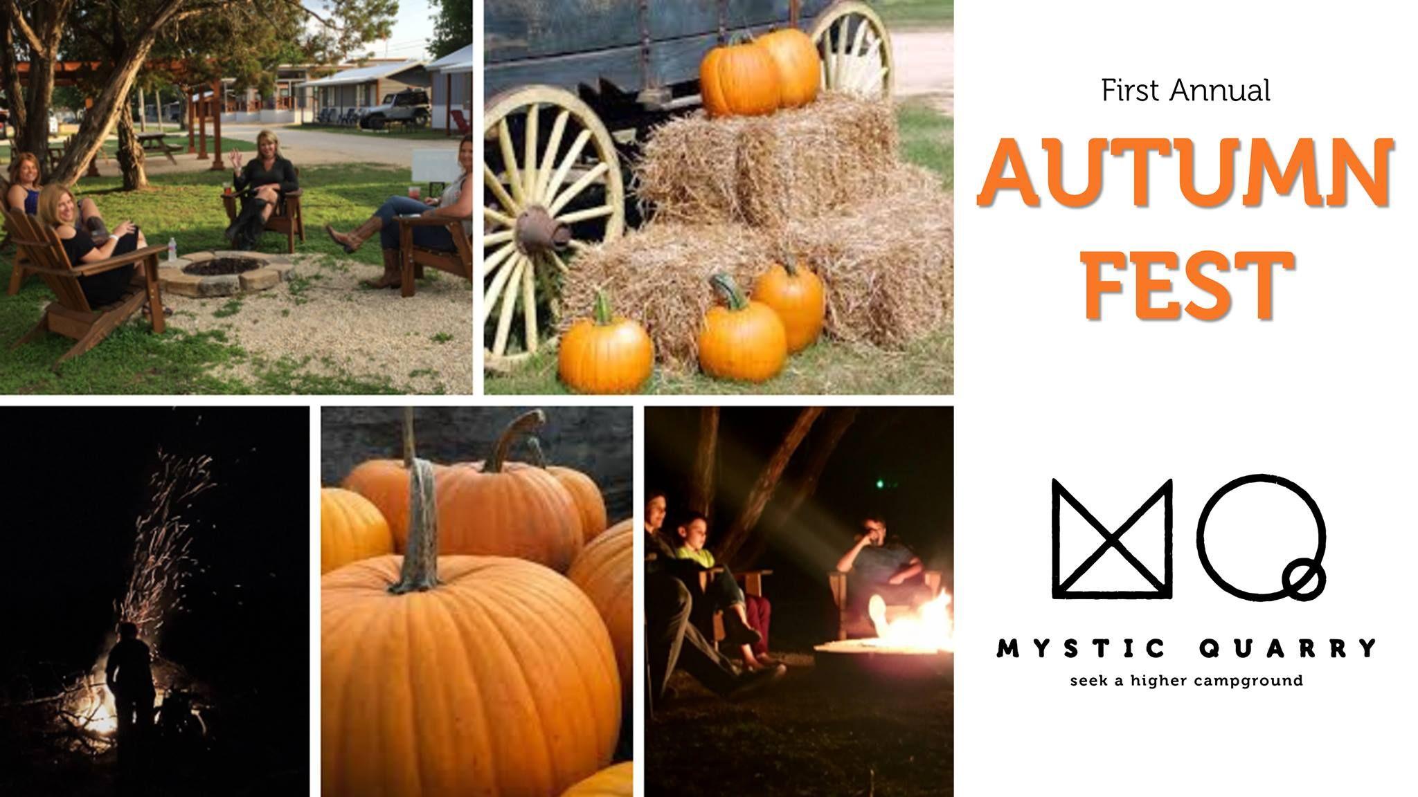 Mystic Quarry Autumn Fest