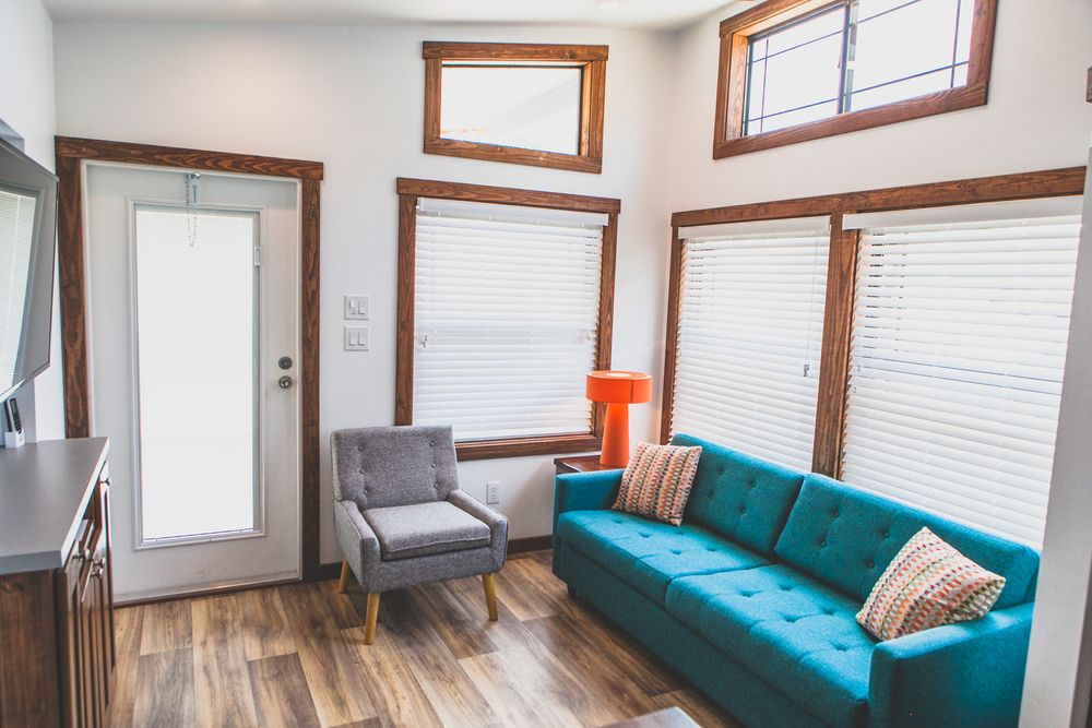 Tiny House Vacation Rental San Antonio
