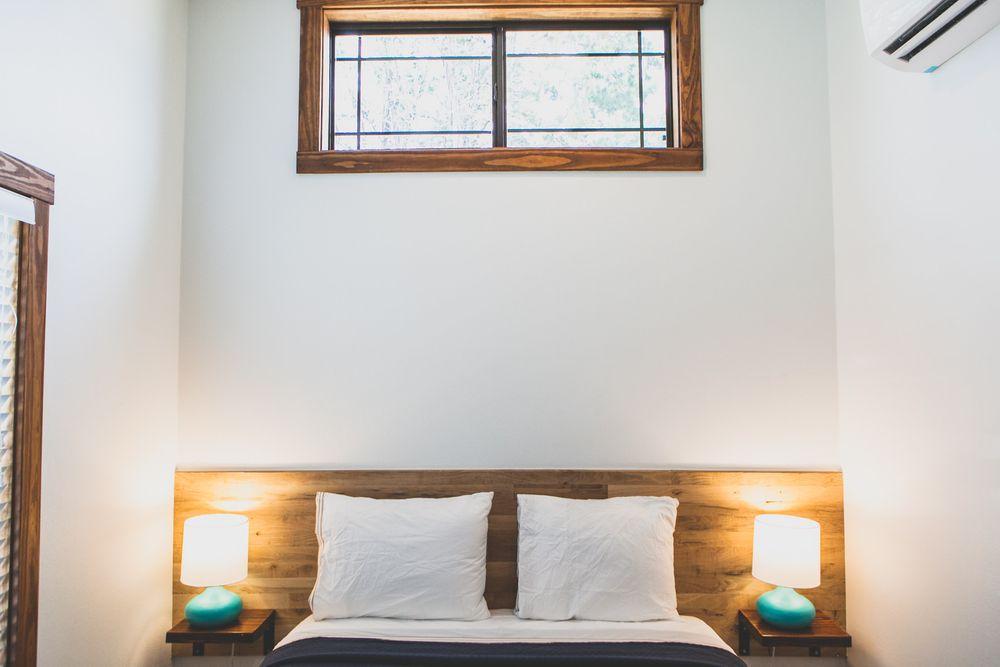 Tiny House Full Bed