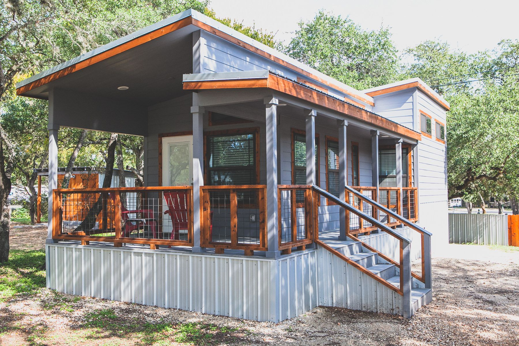 TINY HOUSE #23 - Hildalgo