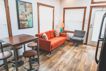 Tiny House Vacation Rental in Texas