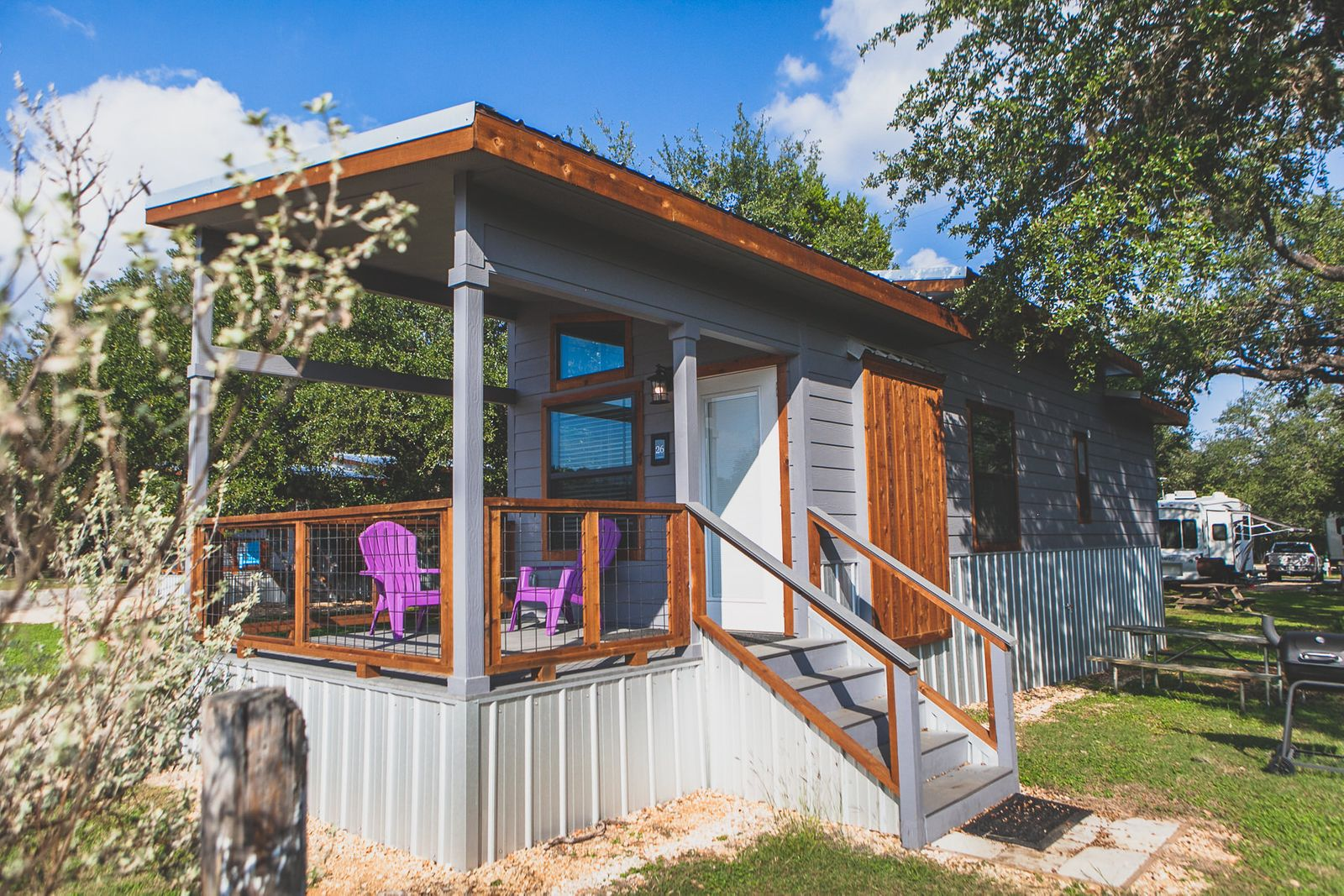 Tiny House #26 - EL CAMPO