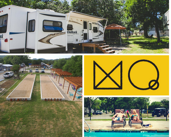 RV Park New Braunfels