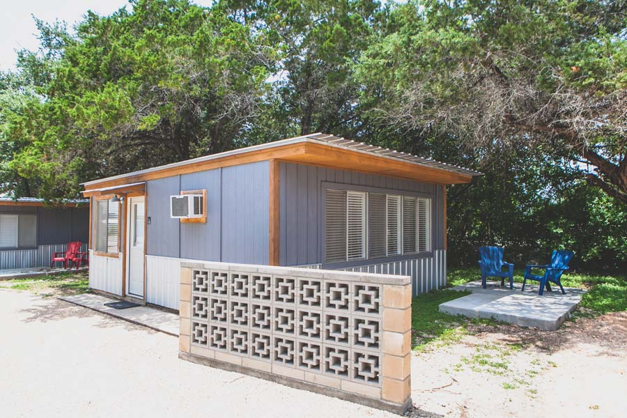 Guadalupe River Cabin Rentals - Pet Friendly