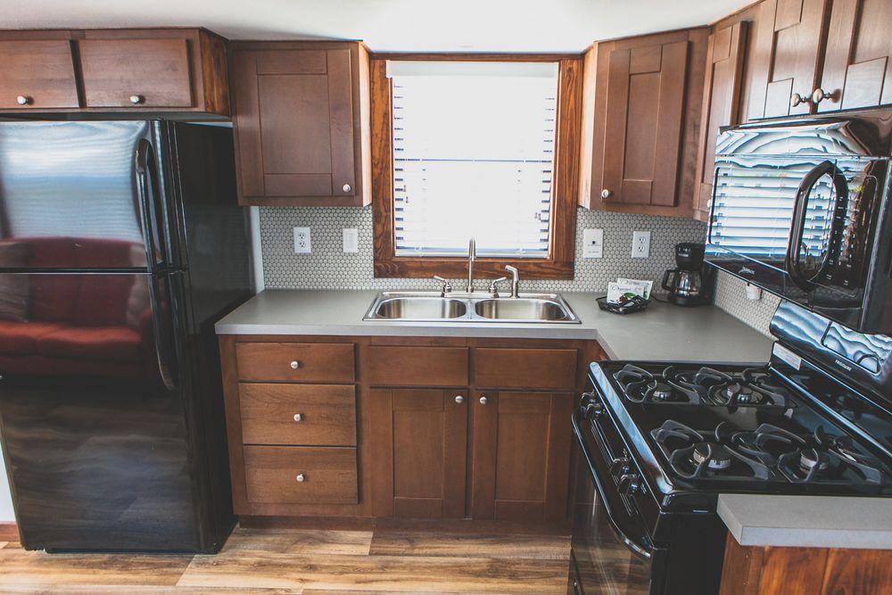 Tiny House Kitchen Layout