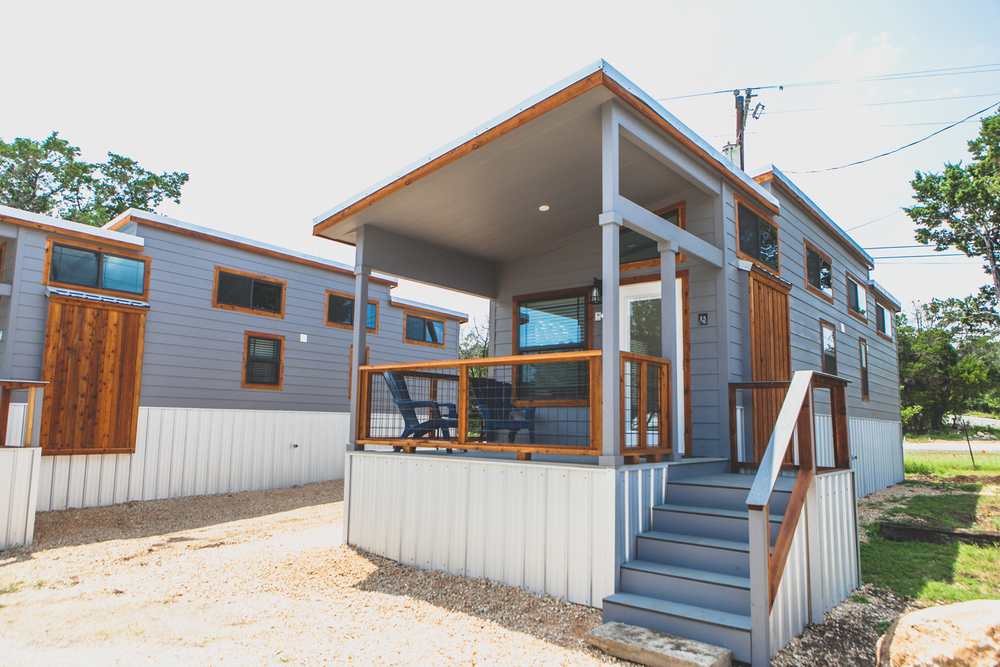 Tiny Houses Texas Hill Country