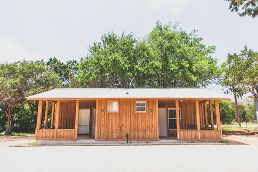 cabins near new braunfels