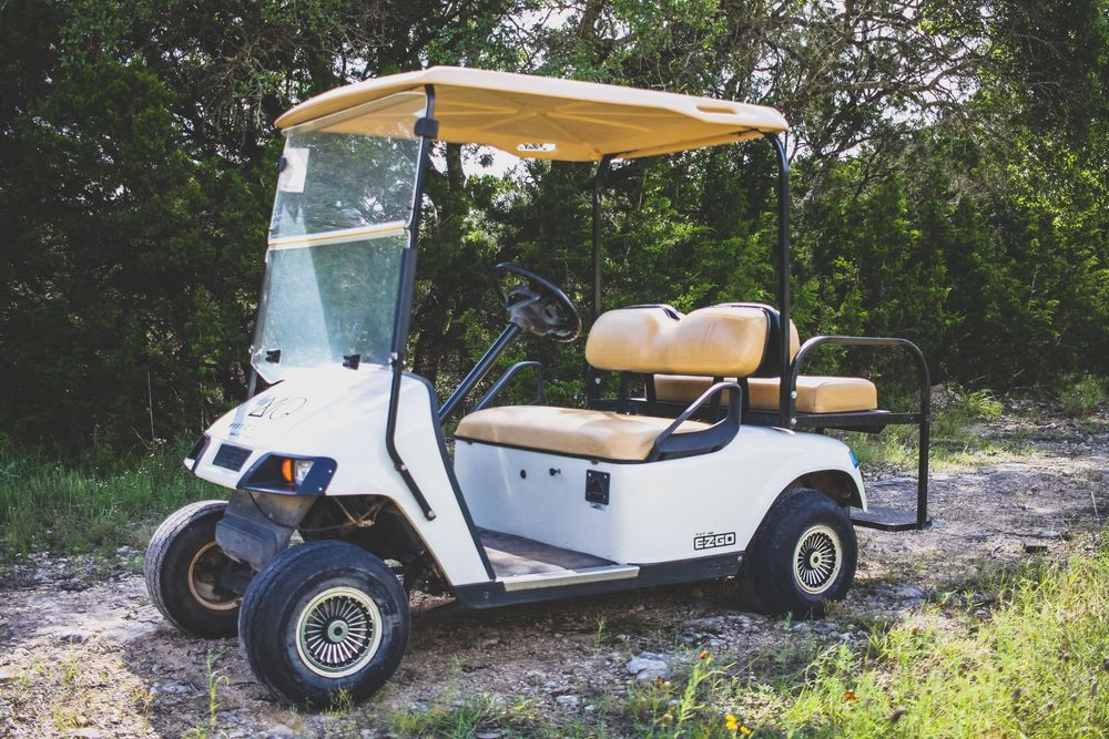 Tahoe Golf Cart