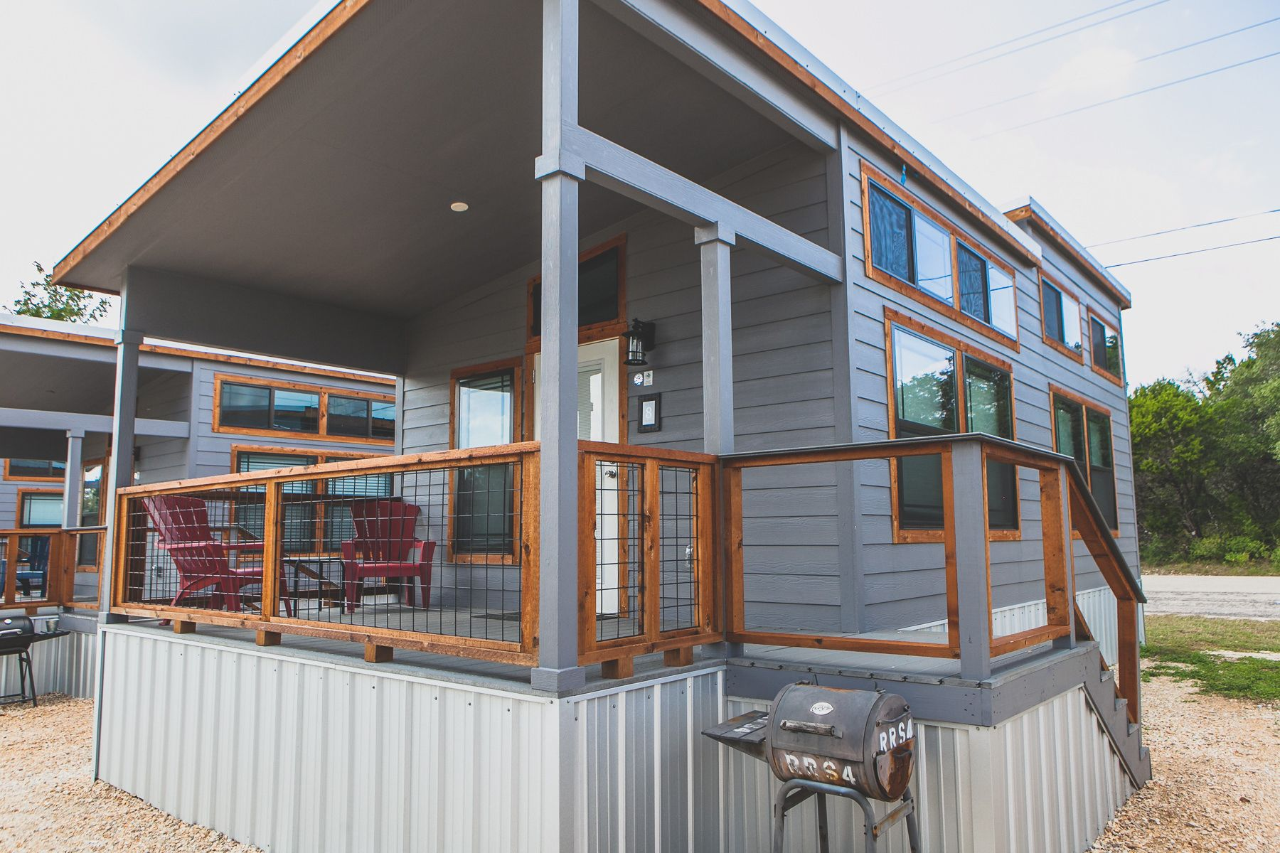 TINY HOUSE #8 - QUANAH