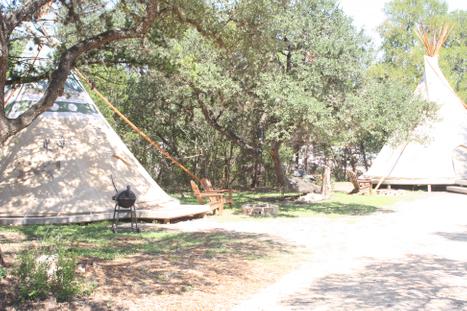 campsites near canyon lake