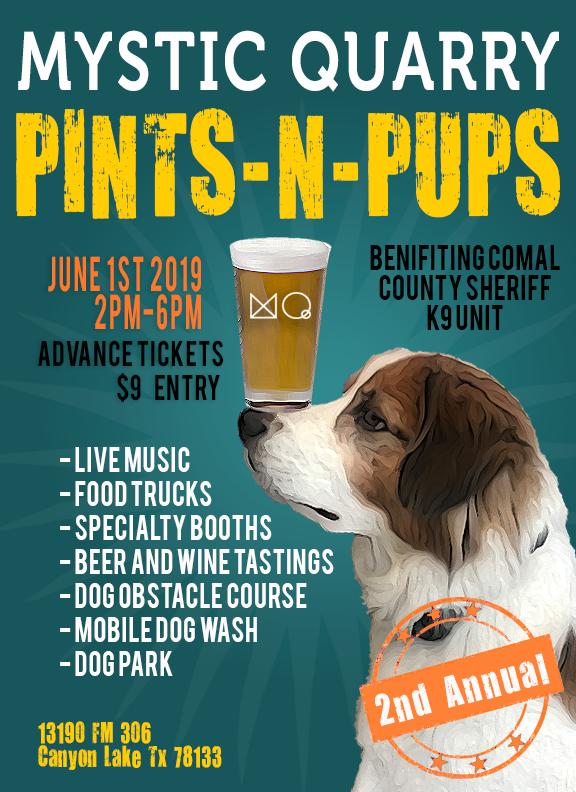 2nd Annual Pints-n-Pups