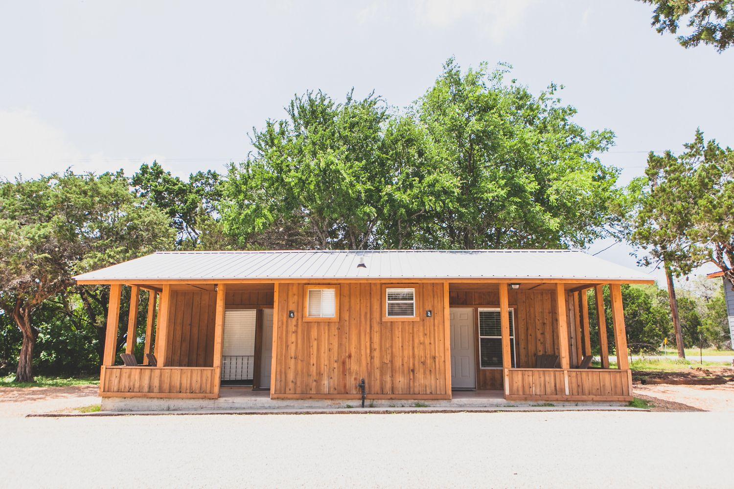 cabins near new braunfels