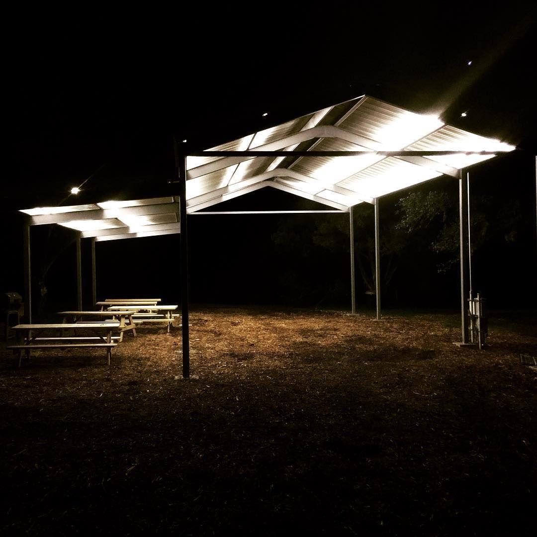 New 1200 sq ' Pavilion
