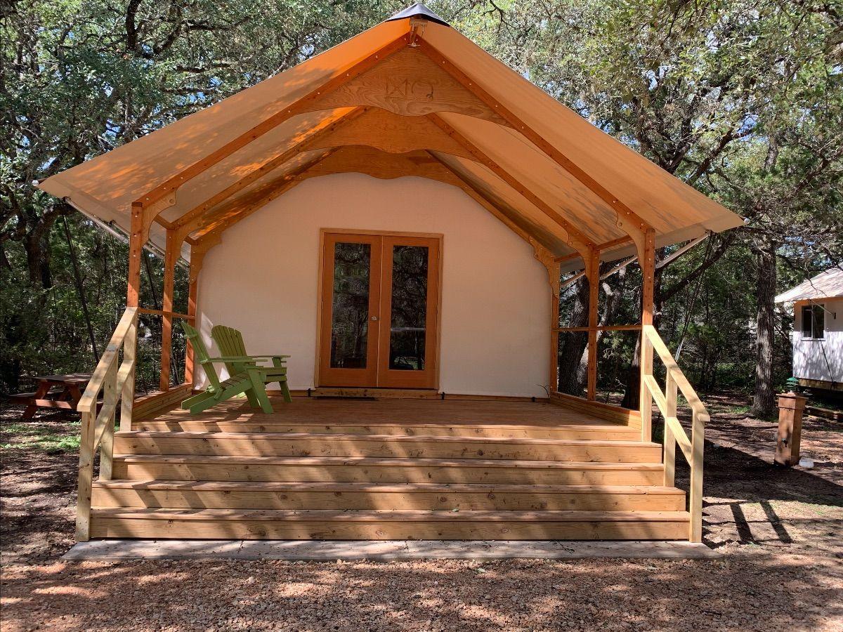 Safari Tent G6 Exterior