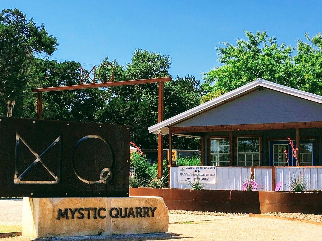 Mystic Quarry Front Entrance