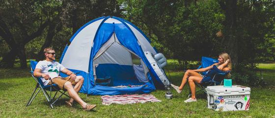 Camping Near Austin