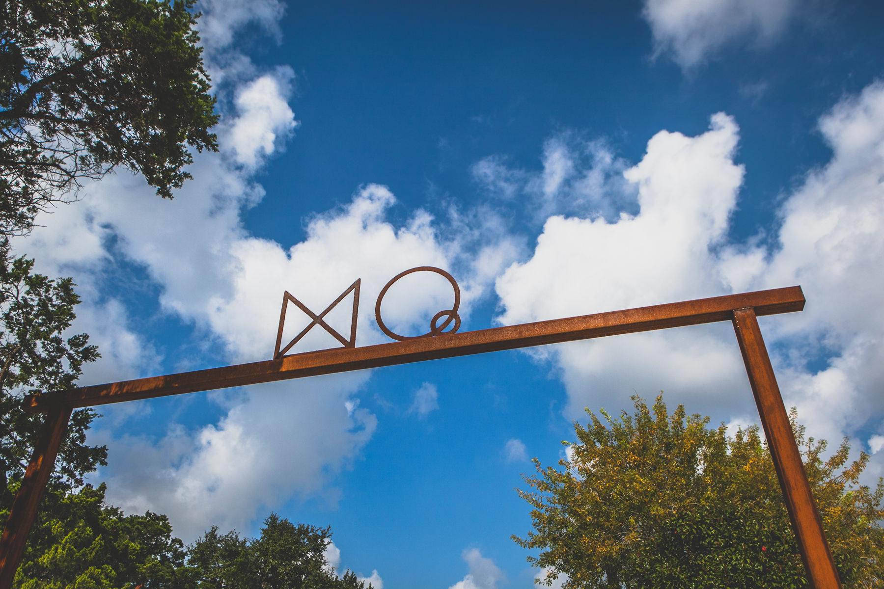 Mystic Quarry Ranch Gate Entrance