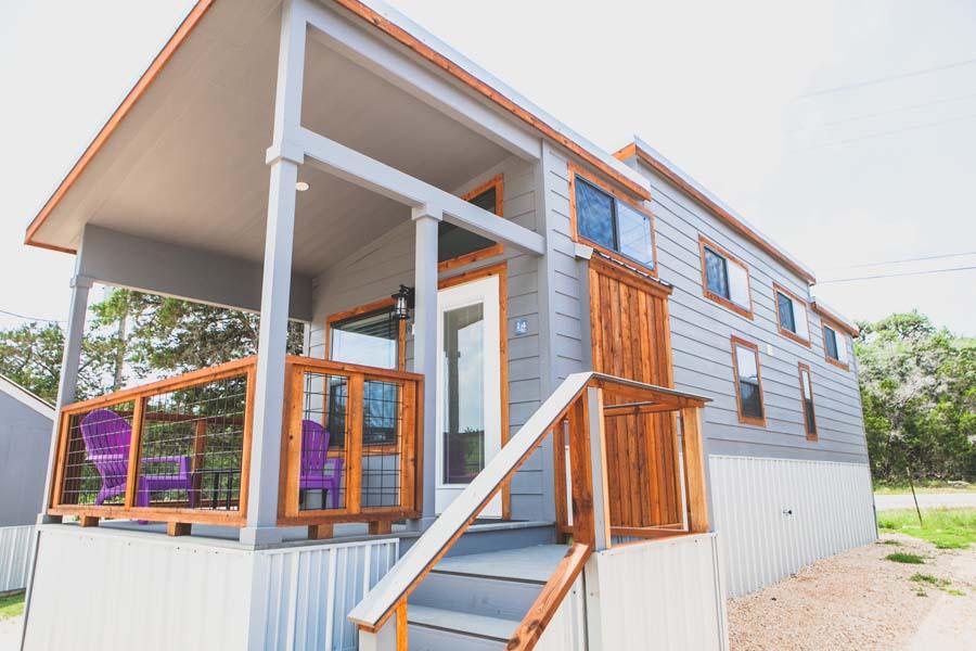 #14 LUCKENBACH TINY HOUSE