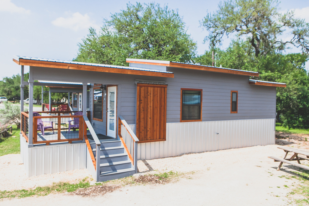 Luxury Tiny House Vacation Rental