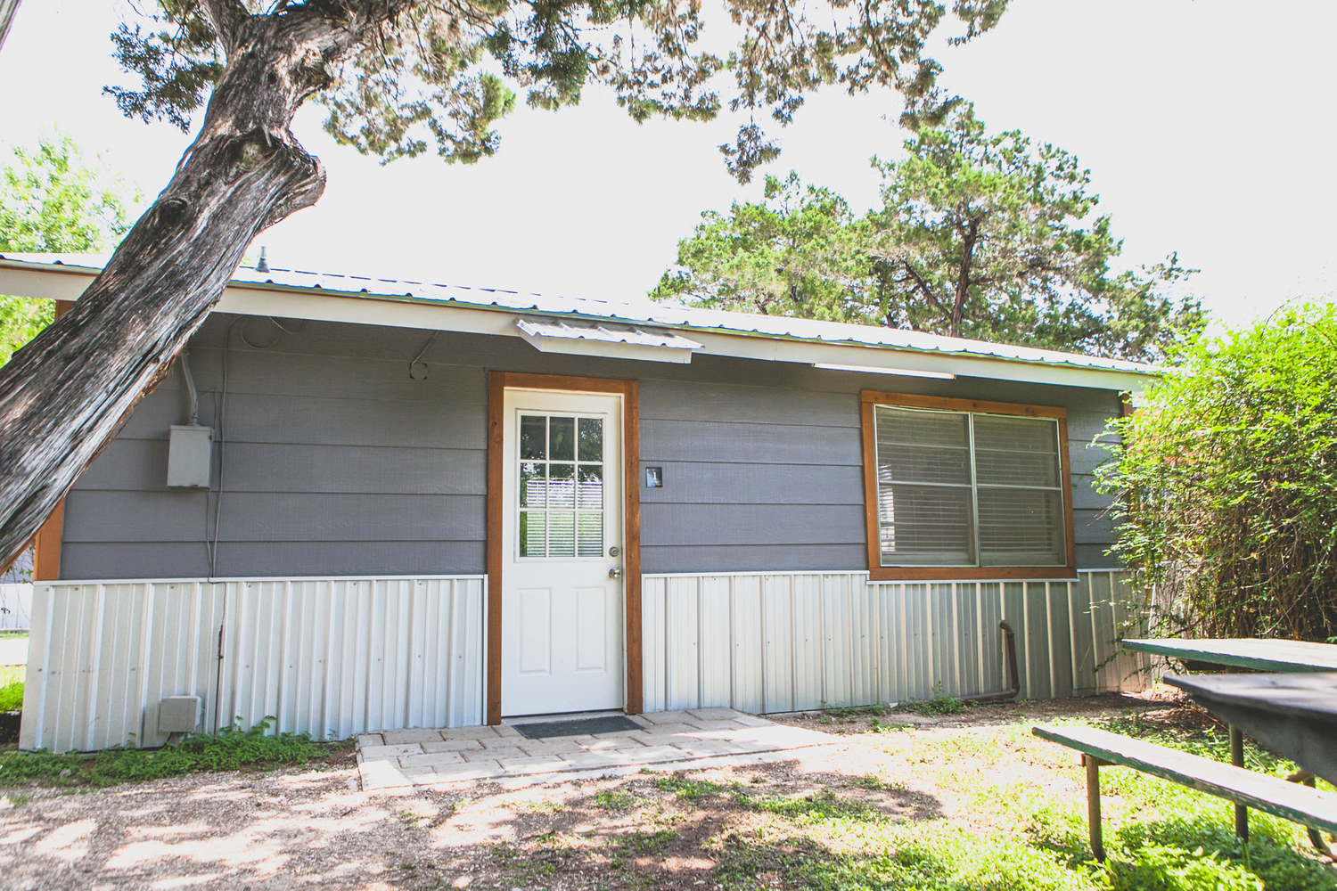 Camping Cabin in Texas Hill Country