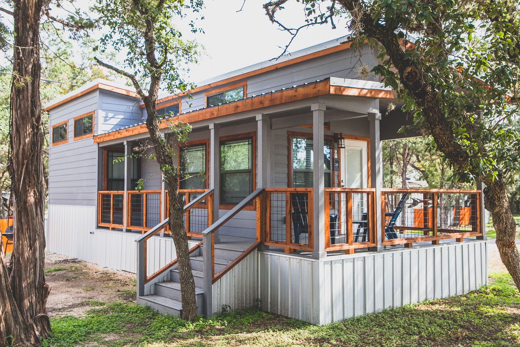 Hill Country Glamping Tiny House #24