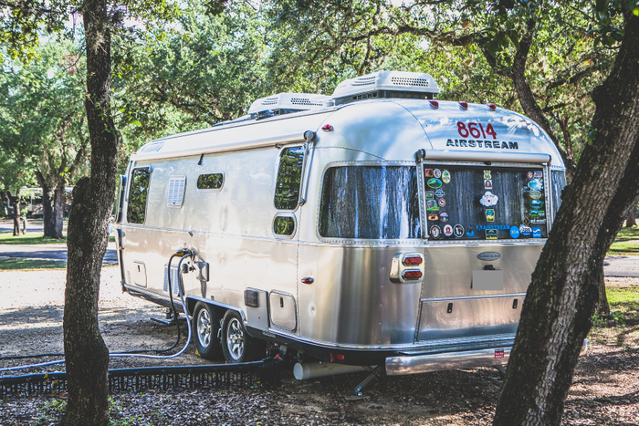Texas Airstream Park
