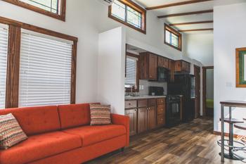 Tiny House Ranch Style Interior