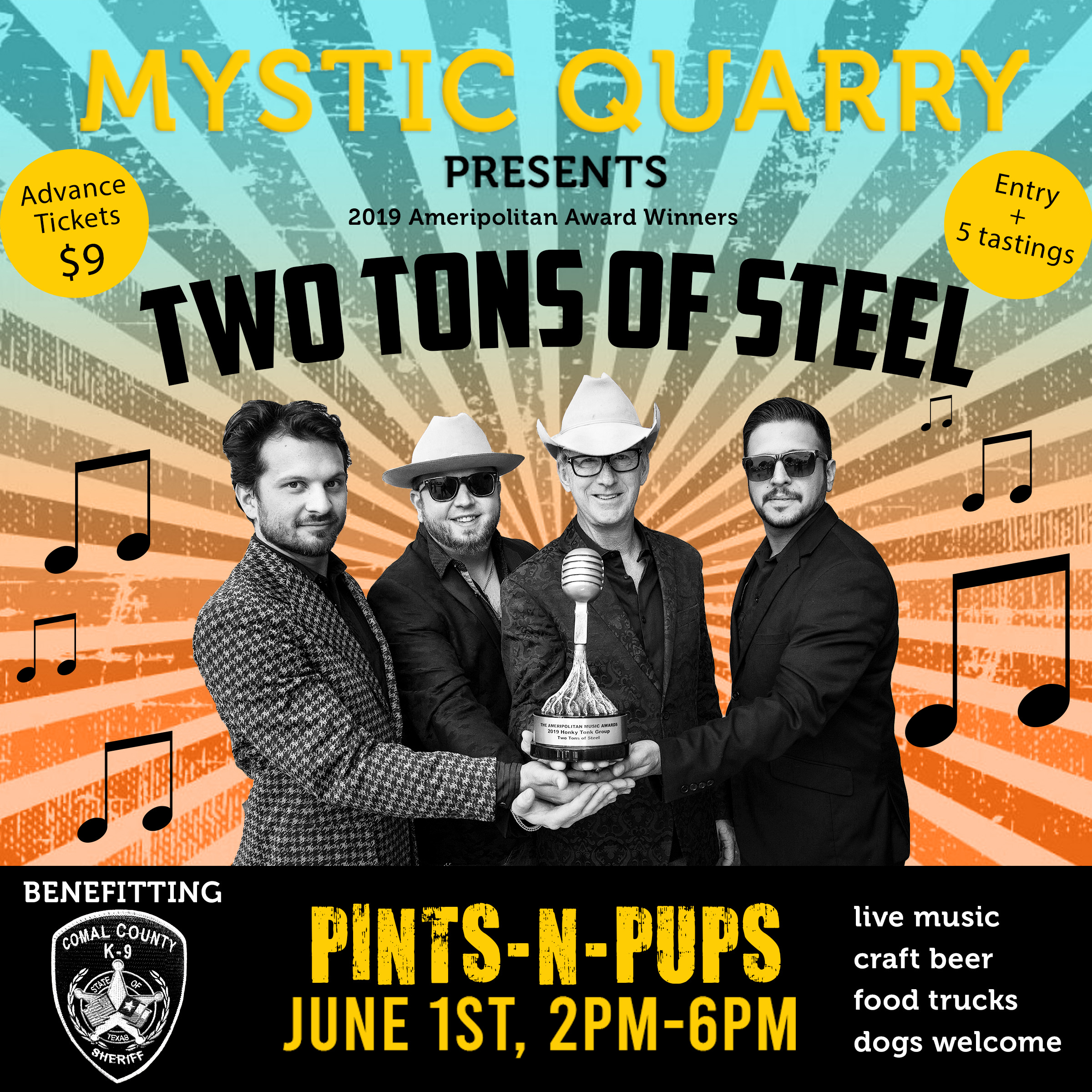 Pints-n-Pups Event