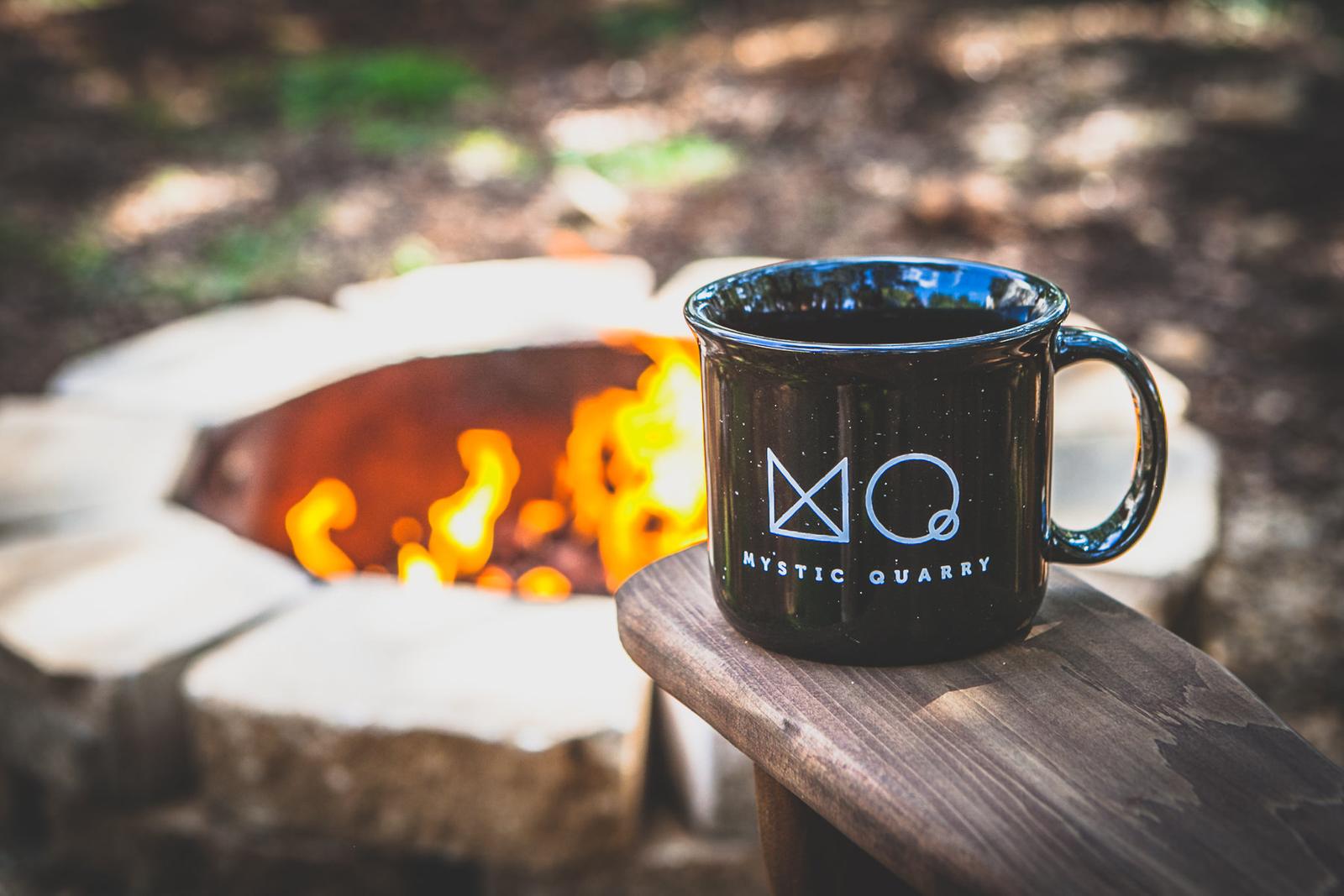 Mystic Quarry Campfire Pit