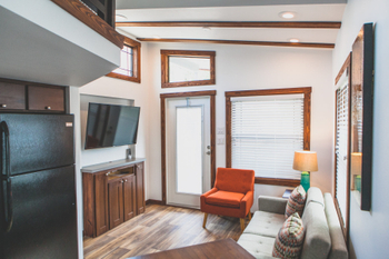 Tiny House Cabin Interior Design
