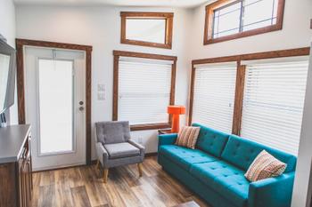 Tiny House Vacation Rental San Antonio