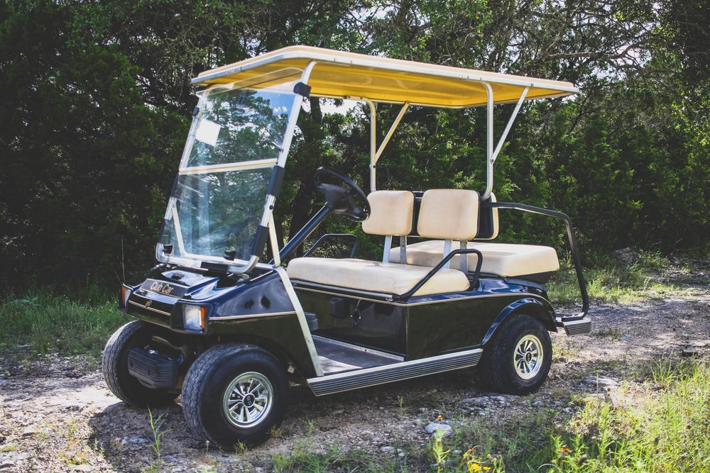 El Presidente Golf Cart