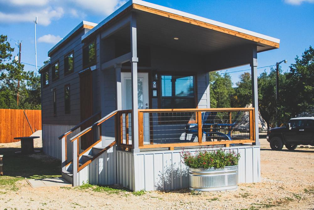 Texas Tiny House Cabin Rental