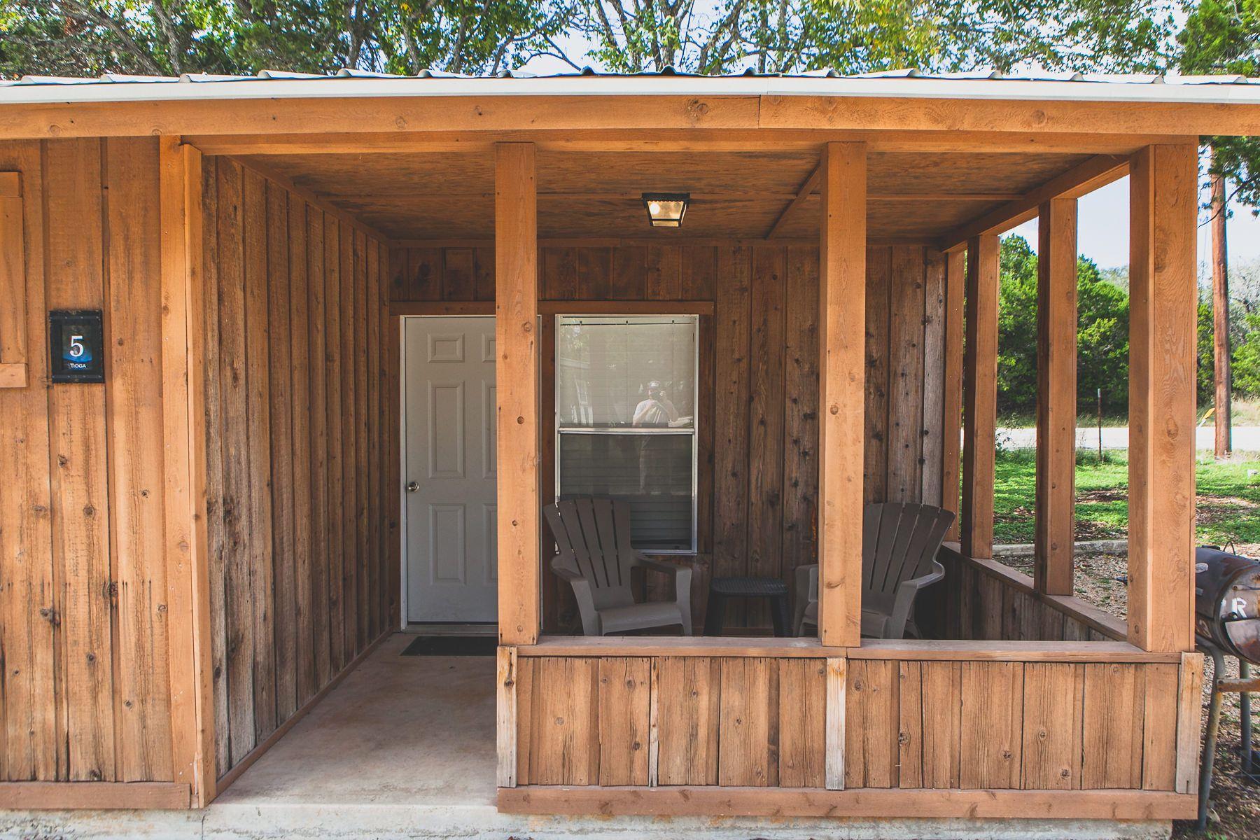 Cabin #5 -  TIOGA