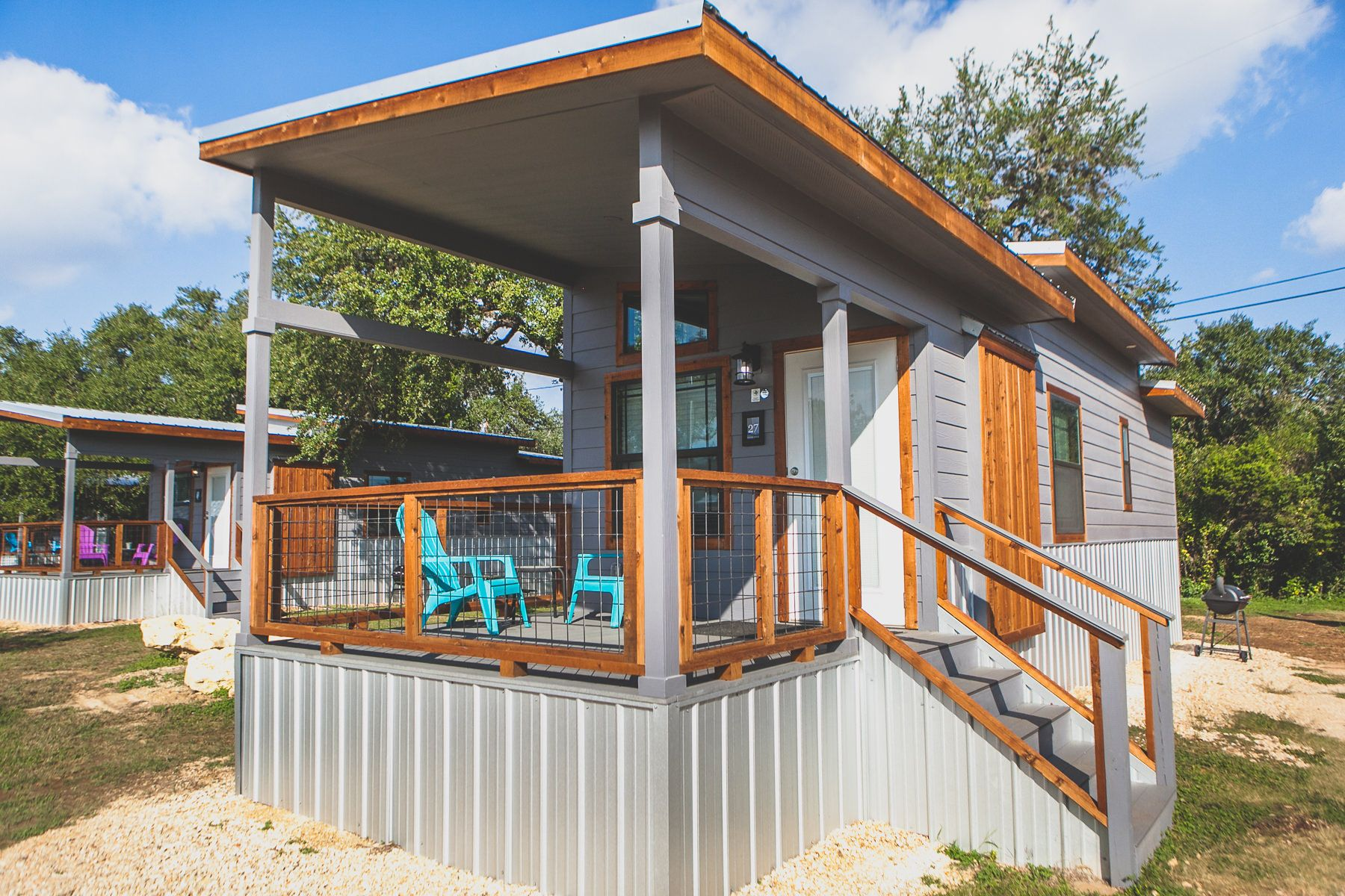 Tiny House #27 - DRIPPING SPRINGS