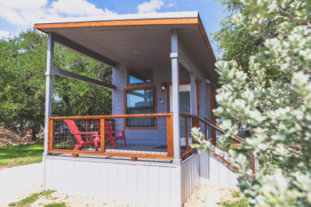 Texas Tiny House Weekend Rental