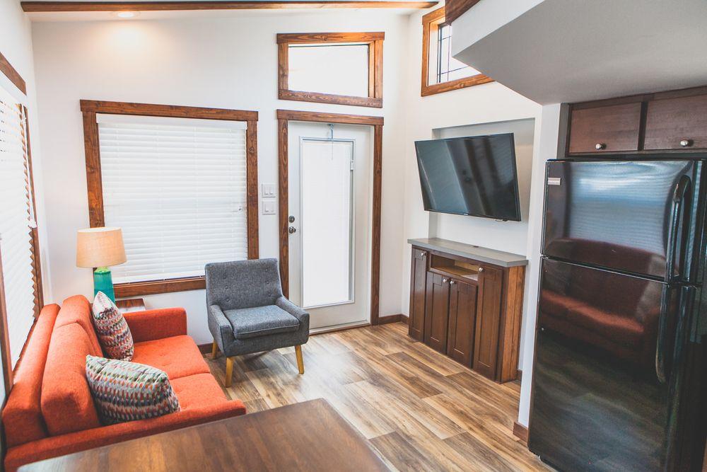 Tiny House Living Area