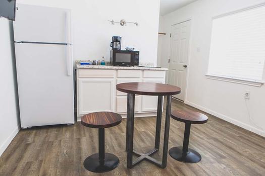 New Braunfels Cabin Kitchen
