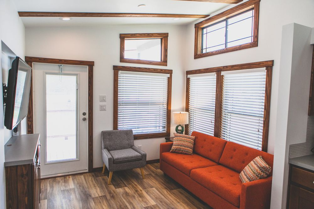 Tiny House Vacation Rental Austin TX