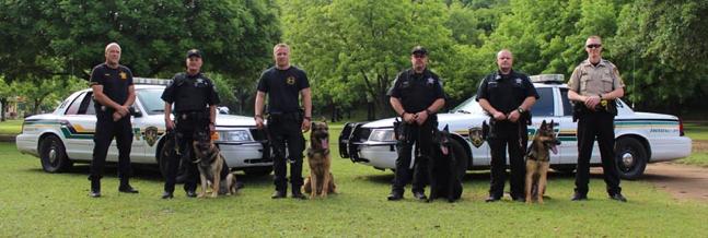 Sheriff  & Their K-9's