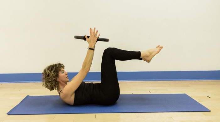 Ab curl ring of fire