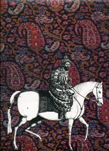HORSEMEN OF APOCALYPSE No. 3; 2009; SHIRINE GILL
