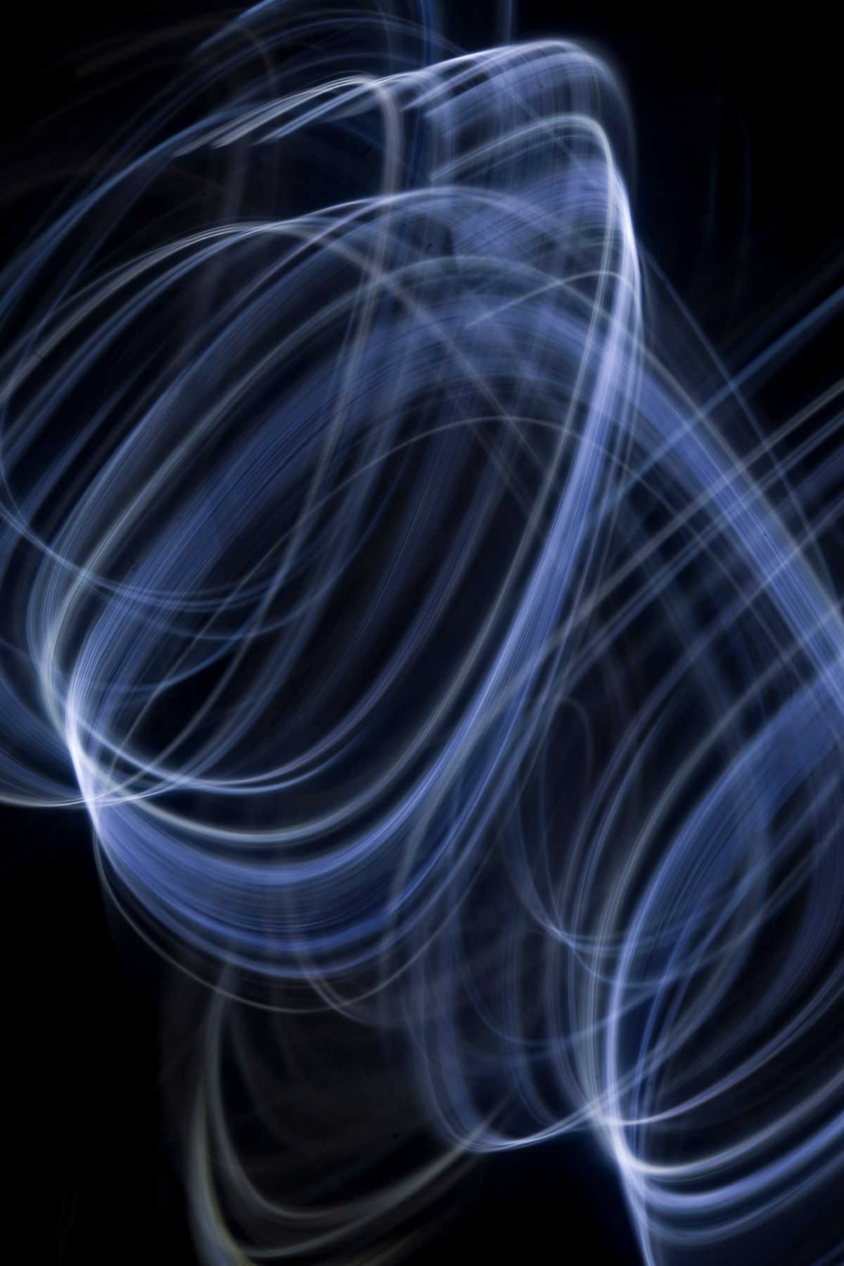 Light Abstraction, 2009, Abstract Photography, Shirine Gill