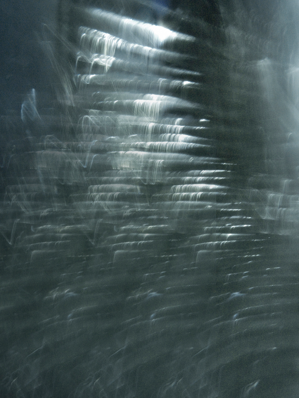 Untitled, 2009, Abstract Color Photography, Shirine Gill