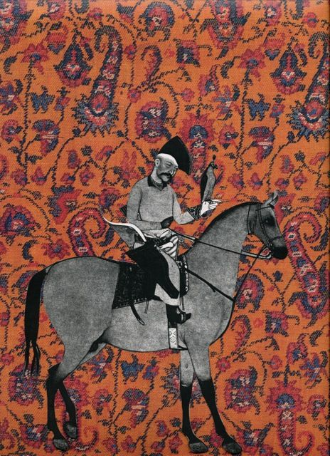HORSEMEN OF APOCALYPSE No. 1; 2009; SHIRINE GILL