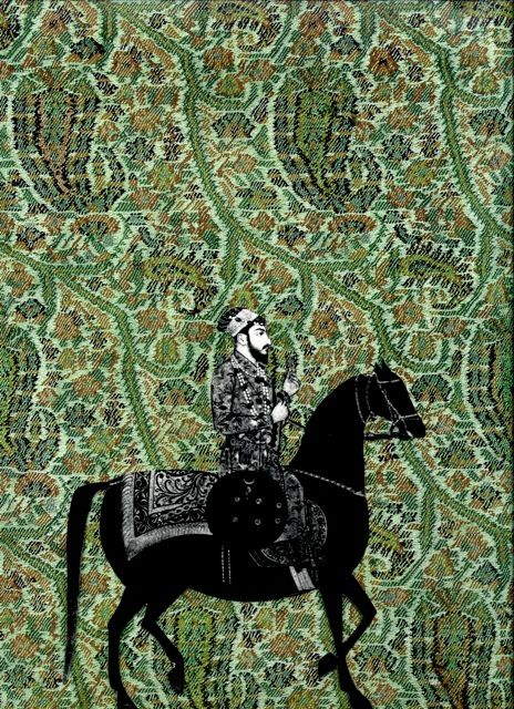 HORSEMEN OF APOCALYPSE No. 4; 2009; SHIRINE GILL