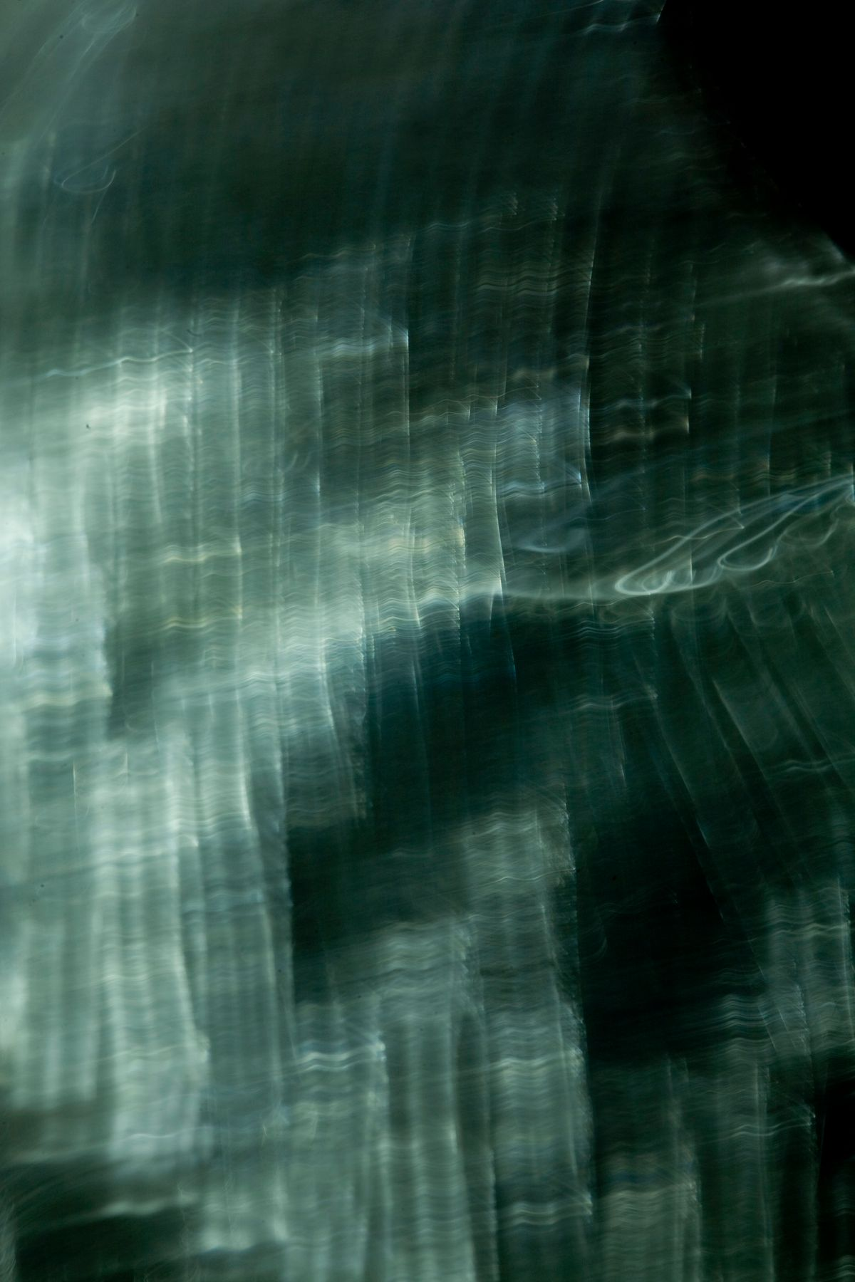 Suite Aquatico, 2009, Abstract Color Photography, Shirine Gill