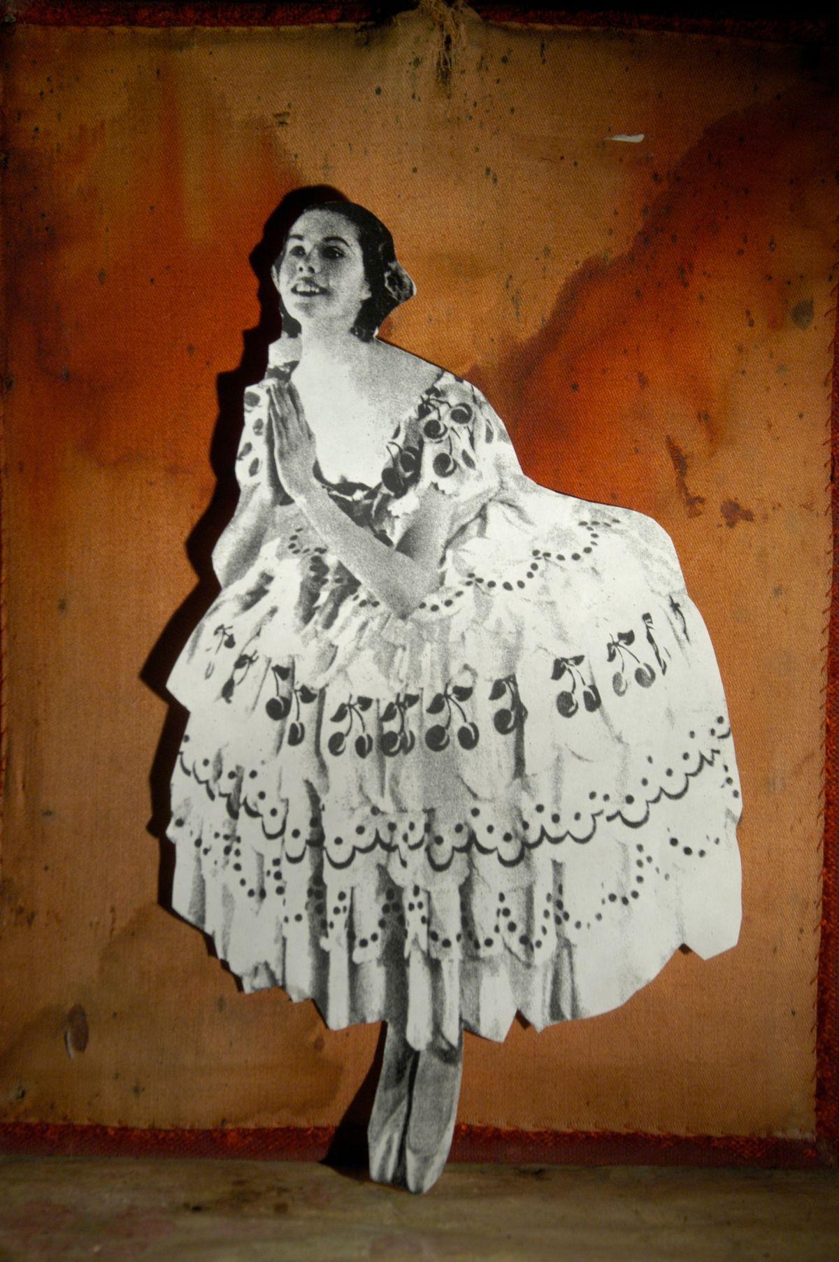 Corps de Ballet, 2004, Abstract Photography, Shirine Gill