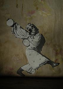 Series Corps de Ballet, 2004, Abstract Photography, Shirine Gill